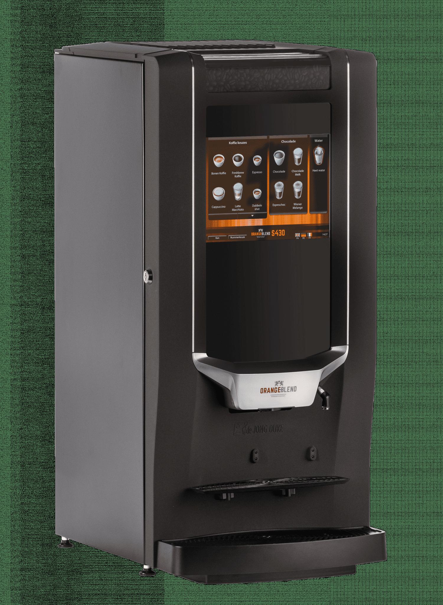 Koffiemachine S430