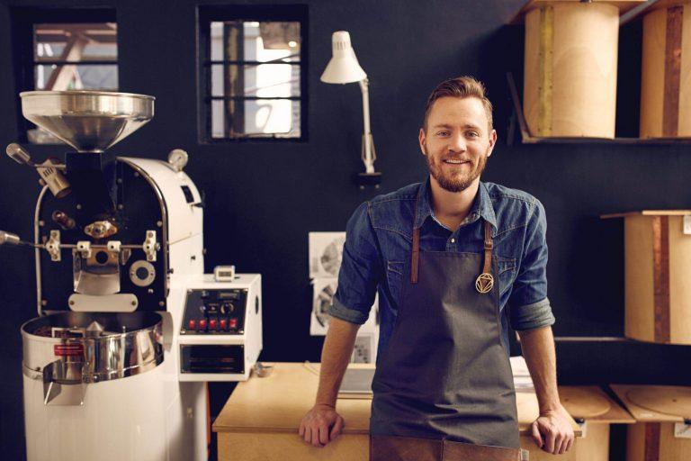 Service bij zakelijke koffiemachines