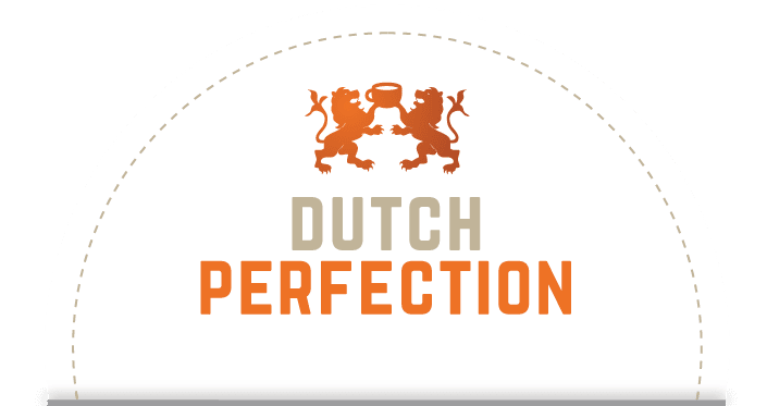 Dutch Perfection koffiesmaak