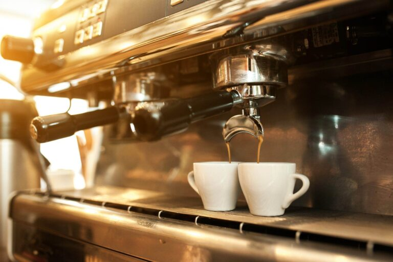 Koffiemachine zakelijk - Orange Blend