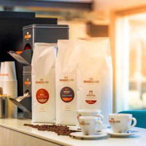Orange-Blend-koffie